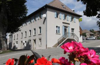 Hôtel du Nord - façade