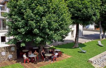 Hôtel du Nord - en terrasse